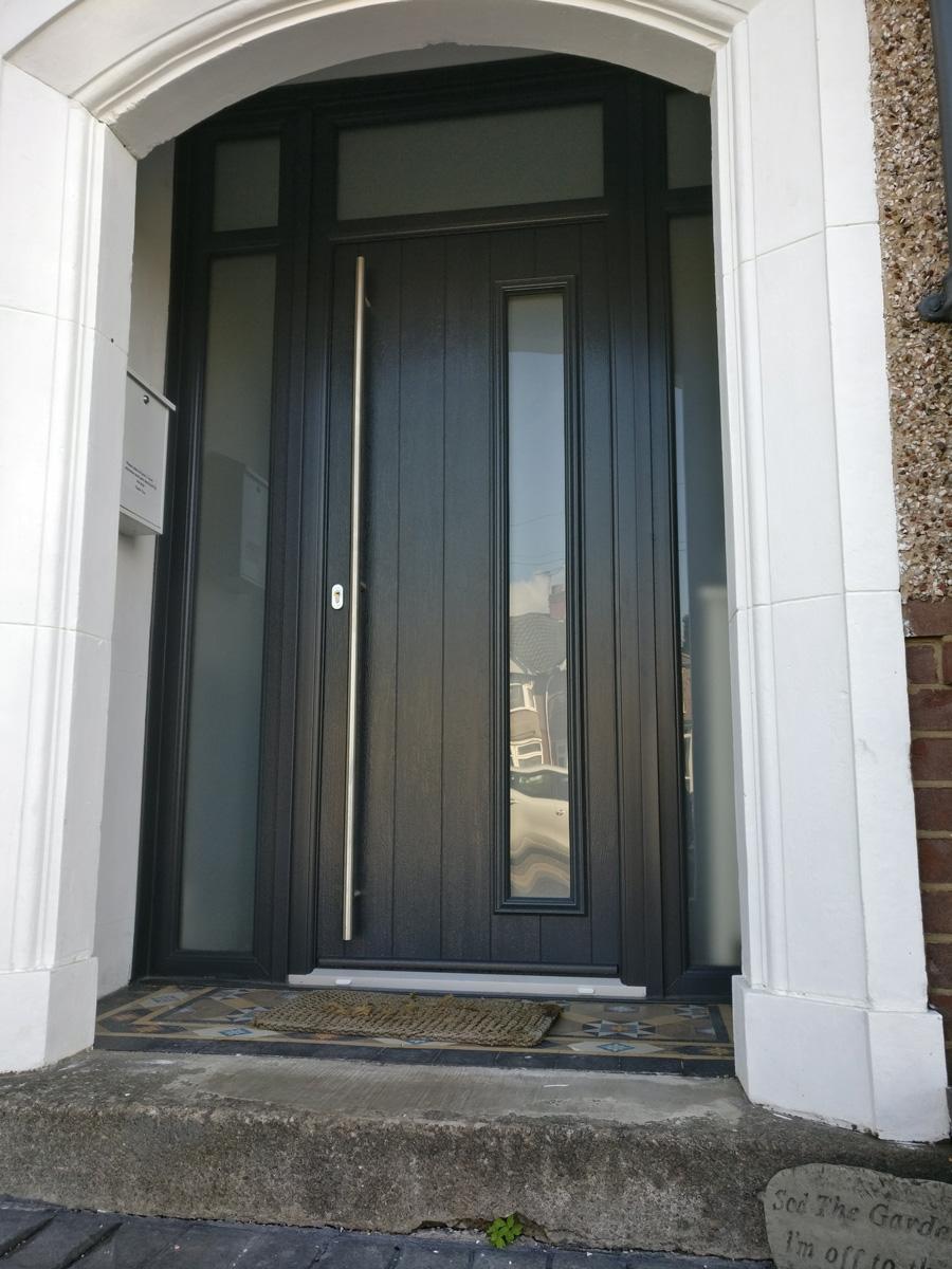 Anthracite Grey Windows And Doors Aztec Windows
