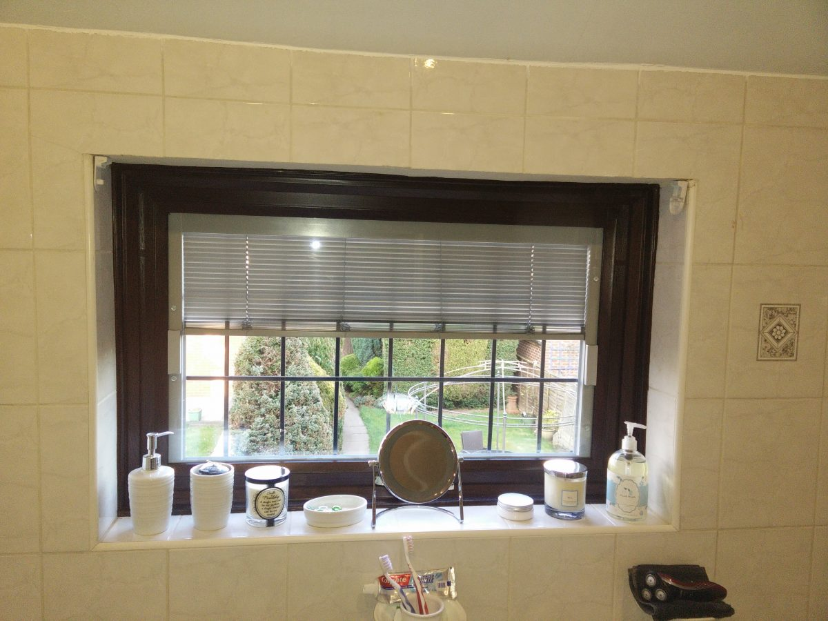 Integrated Blinds Coventry Aztec
