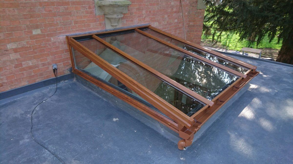 Lean To Conservatory Aztec Windows Coventry Ltd